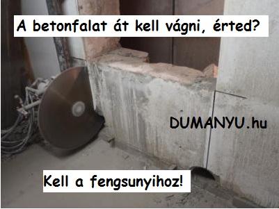 betonfal